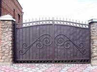 Ворота распашные металлические|escape:'html'