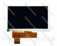 Дисплей для 6« навигатора. HD. Разрешение 800x480 Код:11122556
