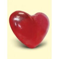 Сердце Бергамот-Лайм, натуральное мыло ручной работы|escape:'html'