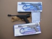 Пневматический пистолет мр-53м (иж-53) ижевский, baikal