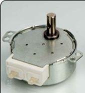 Двигатель (мотор) СВЧ печи для микроволновой печи MT-220 железный вал . длина 15мм|escape:'html'