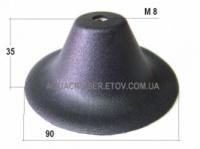 Универсальная монтажная база «Пятак» (черн.) М 8