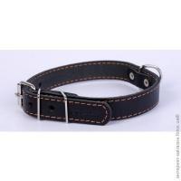 Ошейник Collar одинарный, 2.5x38-50см, черный|escape:'html'