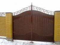 Кованые ворота|escape:'html'