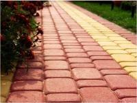 Тротуарная плитка «Старый город» (серая/цветная) 40мм escape:'html'