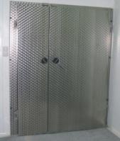 Петлевые двустворчатые двери для холодильной камеры|escape:'html'