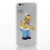 Чехол для iPhone 6 «Гомер - так же было с Ньютоном»|escape:'html'