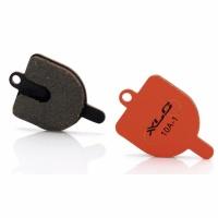 Тормозные колодки дисковые XLC BP-D03 , RST mechanical|escape:'html'