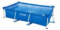 Прямоугольный каркасный бассейн Intex  300х200х75 см (28272) escape:'html'