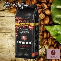 Кофе в зернах Douwe Egberts Omnia Espresso 1 кг|escape:'html'