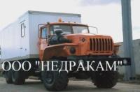 Подъемник каротажный для исследования нефтегазовых скважин на шасси Урал 43206|escape:'html'