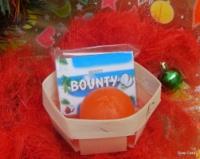 Наборчик «Шоколадки и мандаринка»|escape:'html'
