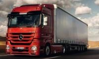 Лобовое стекло Mercedes Actros в Днепропетровске|escape:'html'
