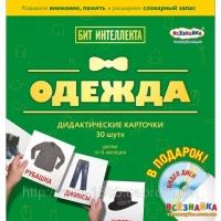 Карточки ОДЕЖДА + DVD ДИСК|escape:'html'