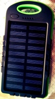 Solar Charger Power Bank UKC 10800mAh + фонарь 12 LED|escape:'html'