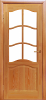 Двери межкомнатные №-7 тон ПО escape:'html'