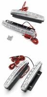 DRL ДРЛ Дневные ходовые огни 8 LED КАЧЕСТВО|escape:'html'