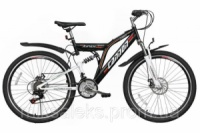 ГОРНЫЙ ВЕЛОСИПЕД MTB CANNON 26x21 2xAMOR|escape:'html'