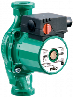 Циркуляционный насос WILO для системы отопления 25-7-180+гайка