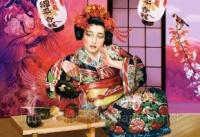Пазлы Castorland 1000 элементов «Чайная церемония гейши» escape:'html'