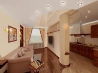 Ремонт однокомнатной квартиры в Днепропетровске|escape:'html'