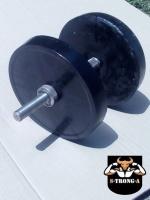 Гантели 21 кг escape:'html'