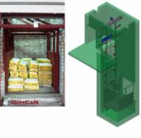 Подъёмник (лифт) грузовой грузоподъёмностью 2500 кг. Установка подъёмника в готовую кирпичную шахту. Монтаж под ключ.|escape:'html'