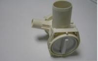 Фильтр насоса Bosch. Siemens  в корпусе с фильтром для стиральной машины. Диаметры отводов 40мм, 24мм, код 15075-1 escape:'html'