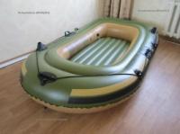 Лодка надувная BestWay Voyager 300