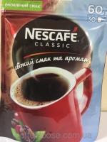 Кофе NESCAFE Classic 60 грамм, кофе растворимый гранулированный|escape:'html'