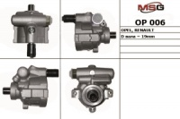 OP 006 Насос гідропідсилювача Opel Vivaro, Renault Trafic 01- escape:'html'