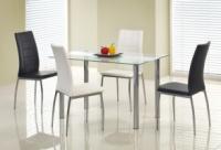 Стол со стеклянной столешницей «CURTIS + K134»