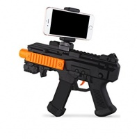 AR Game Gun (Black, black with bullets)|escape:'html'