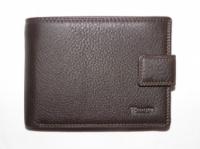 Бумажник мужской Wanlima (кожа), 6104 0030001G2-COFFEE Коричневый, размер 12,5*9,7*2,5|escape:'html'
