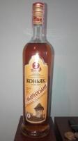 Коньяк Закарпатский 4 звездочки 0,5 л