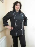 Модный костюм повара, поварская форма под заказ|escape:'html'
