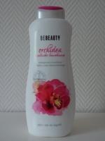 Гель для душа Bebeauty Цветы Орхидея и хлопковое молочко 1,5 л