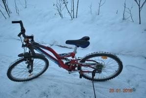 Велосипед подростковый б\у из Германии