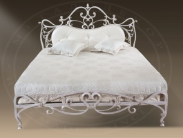 Кованая кровать «Мечта».