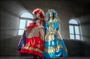 Карнавальные костюмы Придворные
