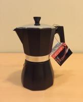 Гейзерная Кофеварка Pedrini на 3 чашечки (150 мл)