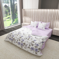 Комплект постельного белья Satin 489-SL-A-B 2
