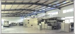 синтепон мини -завод. 160 кг/час