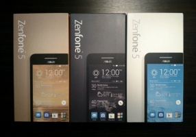 Asus Zenfone 5 2/16Gb, процессор z2580