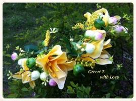 Віночок «Квіти - це вільна краса в природі.»