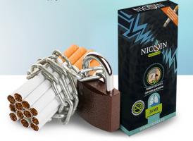 Спрей против курения Nicoin (Никоин)