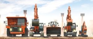 Горно-строительная и дорожная техника от ООО с ИИ Юромаш-Hitachi