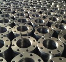 Изготовление стальных фланцев