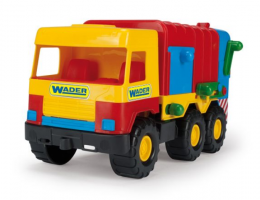 Мусоровоз из серии Middle Truck Wader