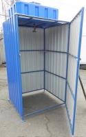 Душевая кабинка (бак 200л) Емкость для душа.